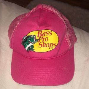 Bass pro hat adjustable strap